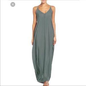 V-Back Cover-Up Maxi Dress ELAN
